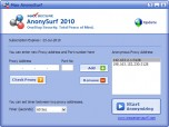 Max AnonySurf Screenshot
