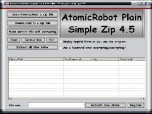 Atomicrobot Plain Simple Zip