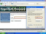 FingerAuth Password Manager