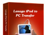 Lenogo iPod to PC Transfer Screenshot