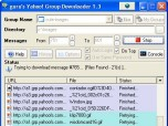 Yahoo Group and Files Downloader