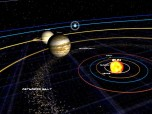 Solar System 3D Screensaver Screenshot