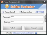 KaKa Folder Protector Screenshot