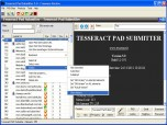 Tesseract PAD Submitter Screenshot
