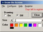 Draw-On-Screen