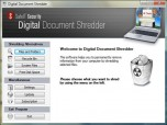 Digital Document Shredder Screenshot