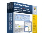 ProLingo English German Dictionary