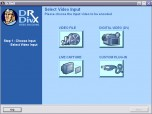 Dr. DivX (Three Step DivX Encoding App)
