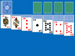 Classic Solitaire for Mac OSX Screenshot