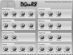 DGenR8 VST Screenshot