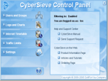 CyberSieve Screenshot