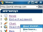WinWAP for Windows Mobile Professional