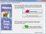 WMBackup - Backup für Windows Mail