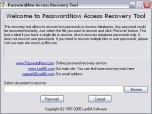 PasswordNow Access Recovery Tool