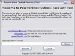 PasswordNow Outlook Recovery Tool