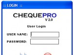 Cheque Printing Software ChequePRO