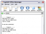 CapeSoft Office Messenger Screenshot