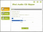 CI iPod Audio CD Ripper