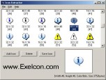 ExeIcon.com Icon Extractor Screenshot
