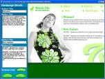 FlashWebKit Flash Website Builder