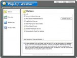 Webroot Pop-Up Washer