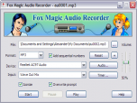 Fox Magic Audio Recorder