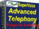SuperVoice Advanced Telephony Screenshot