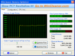 WinCleaner Memory Optimizer Screenshot