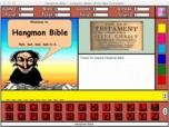 Hangman Bible for the Macintosh Screenshot