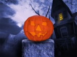 Keep Out Halloween Edition 3D Screen Saver
