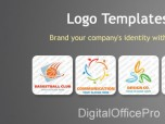 Free Logo Templates Screenshot