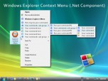 Windows Explorer Shell Context Menu (.NET Componen