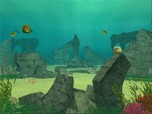 Underwater Ruins - Animated Theme Screenshot