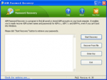 AIM Password Recovery Screenshot