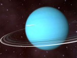 Uranus 3D Space Screensaver Screenshot