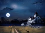 Enchanted House Free Animated Screensaver