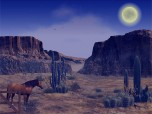 Wild West Animal Free Animated Screensaver