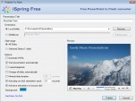 iSpring Free PowerPoint to Flash Converter