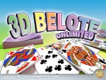 3D Belote Unlimited