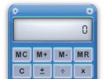 Window Gadgets Calculator