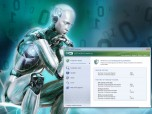 NOD32 Antivirus Screenshot