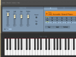 A73 Piano Station Screenshot