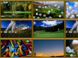 GolfScenes Screensaver