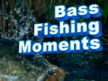 Bass Fishing Moments Screensaver