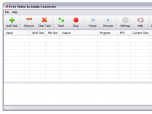 Free Video To Audio Converter 2013 Screenshot