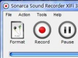 Sonarca Sound Recorder XiFi