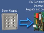 Storm Keypads & KB software interface