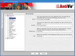 Avira MailGate Suite Screenshot