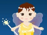 Little Angel Dress Up Game