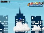 Sonic on Clouds Screenshot